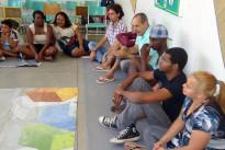 Incontro tra giovani della Baixada Fluminense