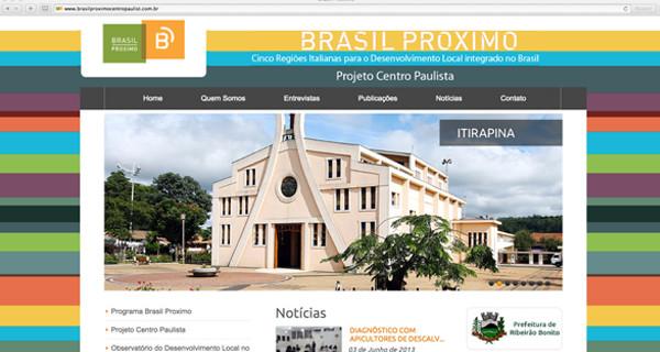 Sito internet Centro Paulista