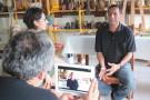 Tabatinga_ intervista a Presidente ARTETABA