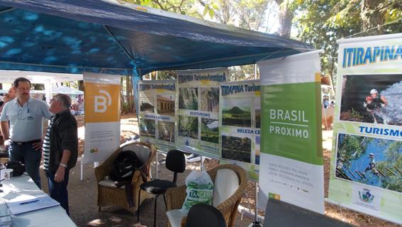 Il Progetto Brasil Proximo Centro Paulista incentiva l'agricoltura familiare nella prospettiva dello sviluppo del turismo rurale nel municipio di Itirapina