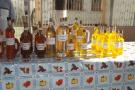 Produtos típicos: Cachaças aromatizadas