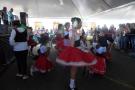 Apresentação de dança típica italiana – TARANTELA, em homenagem aos imigrantes italianos na região