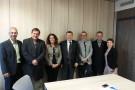 Saluti finali del presidente e del direttore di Cooperfidi Italia al gruppo di lavoro su Confidi