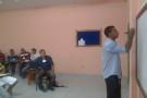 o IDAM atraves do  técnico local sr. Eliandro Cavalcante marcou presença e elucidouas diversas dúvidas dos proprietários de manejos.