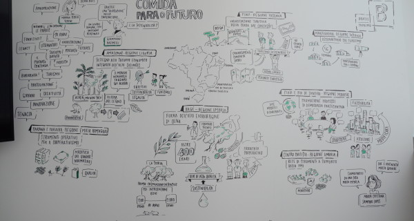 Comida para o futuro: resultados e legado do Brasil Proximo.